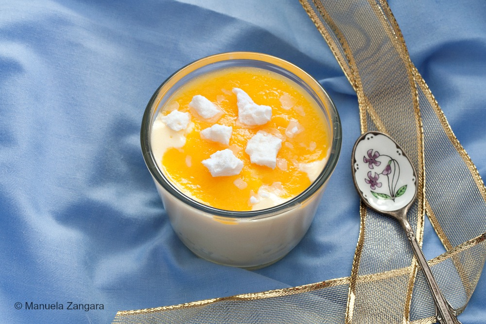 Italian Lemon Meringue Shooters