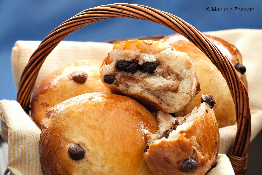 Chocolate Chip Buns