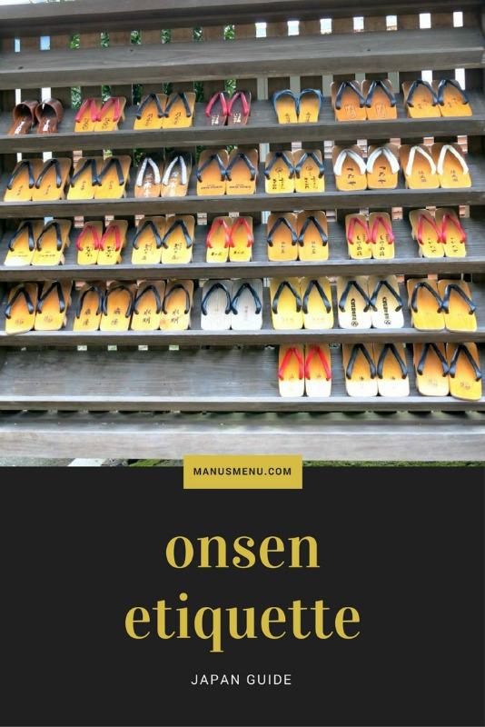 Onsen Etiquette - Japan Guide
