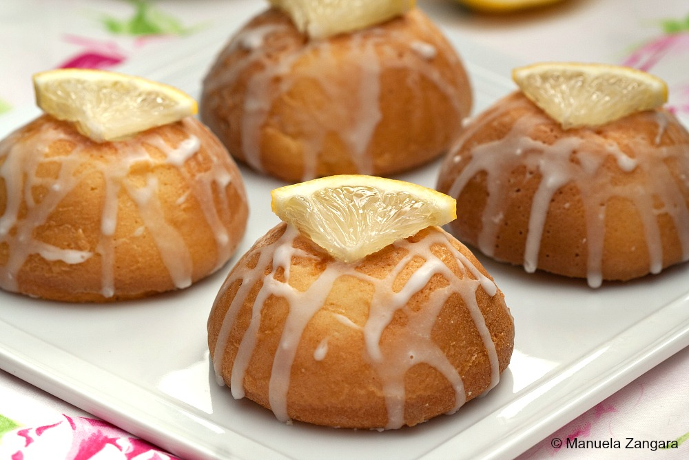 Lemon and Oil Cakes
