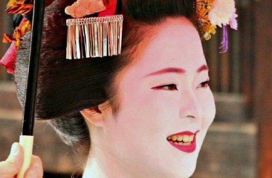 Setsubun and Geisha in Kyoto