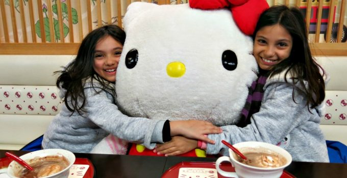 Hello Kitty Cafe Kyoto – Review