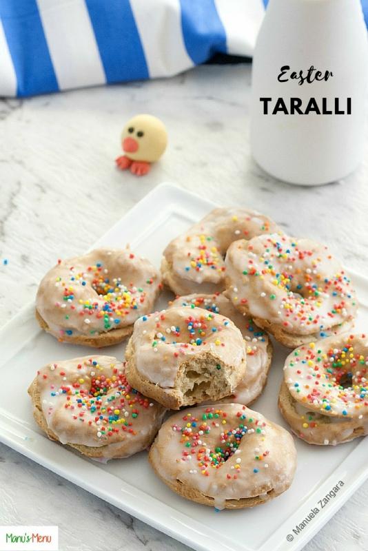Easter Taralli