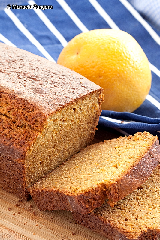 Low Fodmap Orange Quinoa Loaf