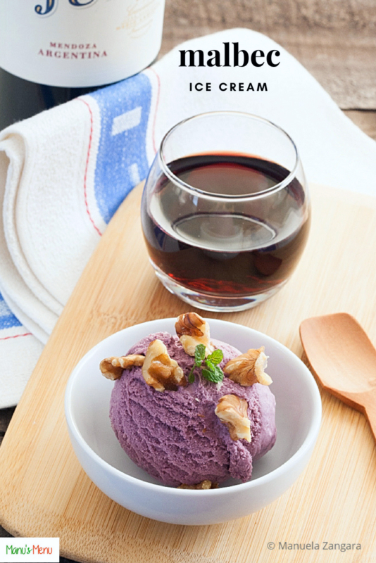 Malbec Ice Cream