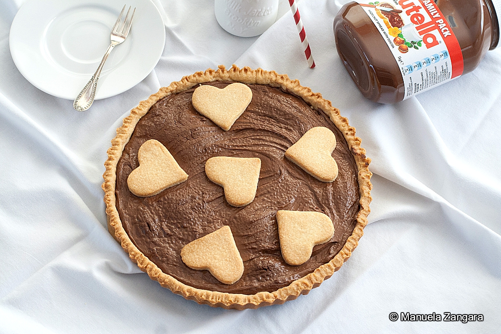 Nutella Crostata