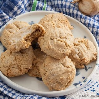 Low Fodmap Soft Ginger Cookies