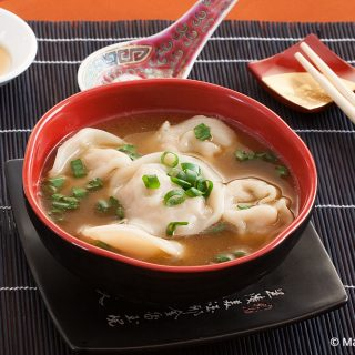 Low Fodmap Wonton Soup