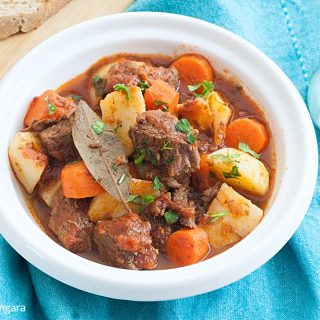 Low Fodmap Beef Stew