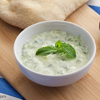 Low Fodmap Tzatziki