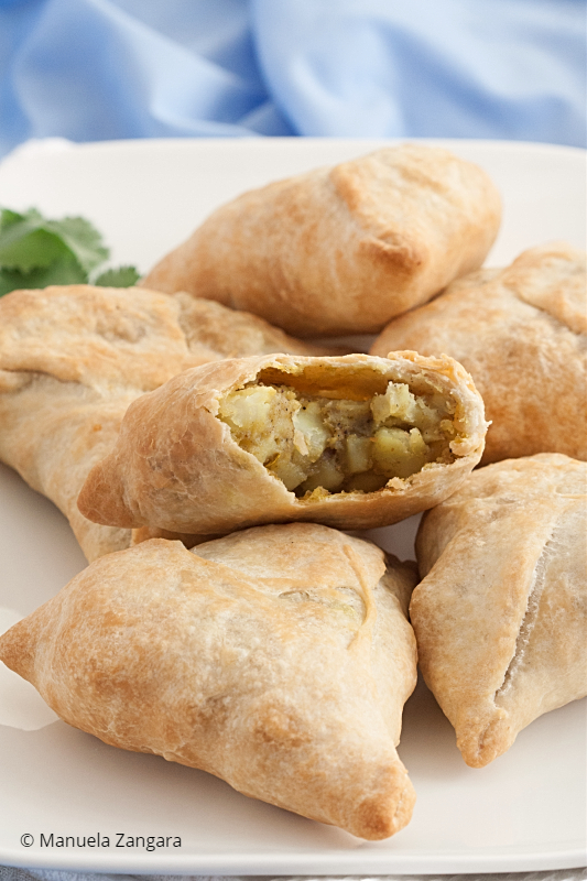 Low Fodmap Samosas