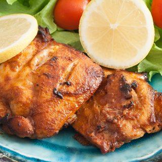 Low Fodmap Peri Peri Chicken