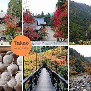 Takao, Japan Guide