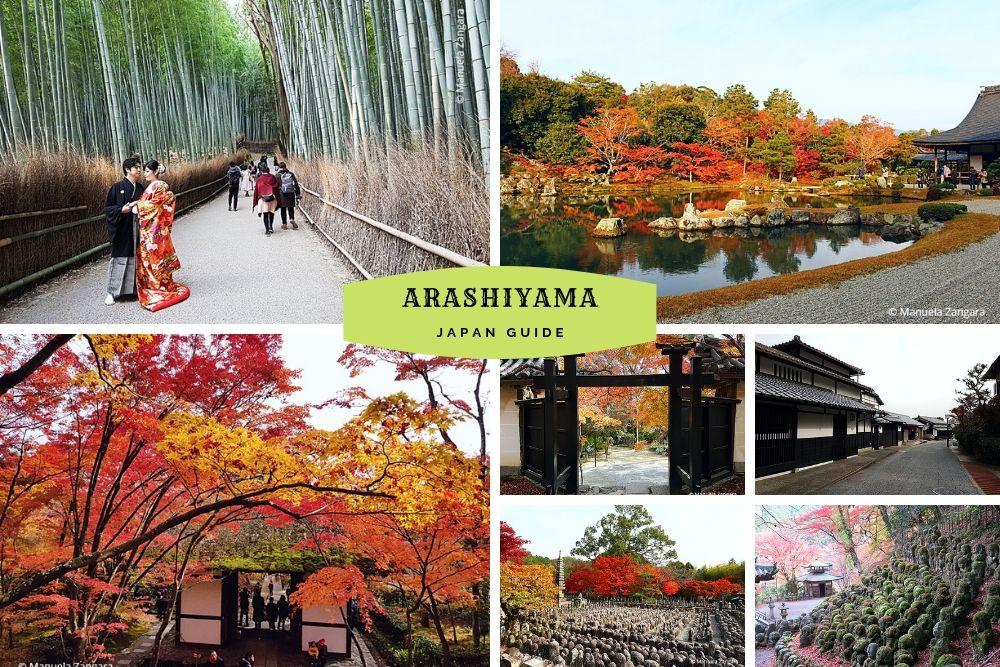 Arashiyama - Japan Guide