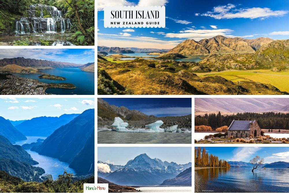 South Island - New Zealand Guide
