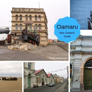 Oamaru - New Zealand Guide