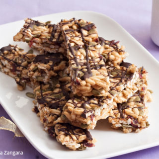 Low Fodmap No-Bake Energy Bars