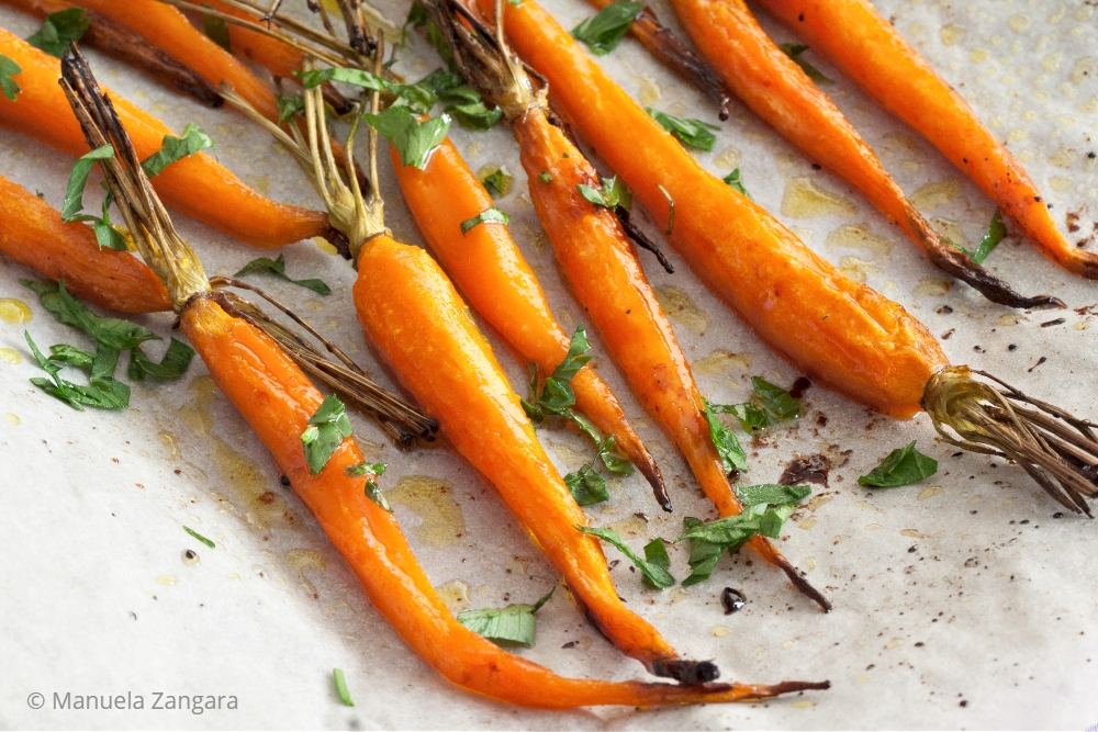 Low Fodmap Brown Sugar Glazed Carrots