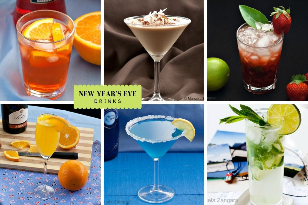 New Year's Eve Drinks 2019 Round-Up