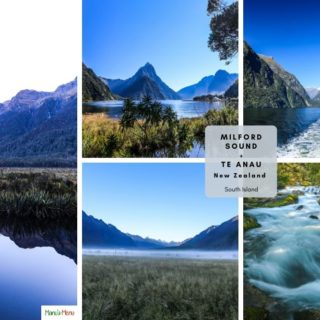 Milford Sound and Te Anau – New Zealand Guide