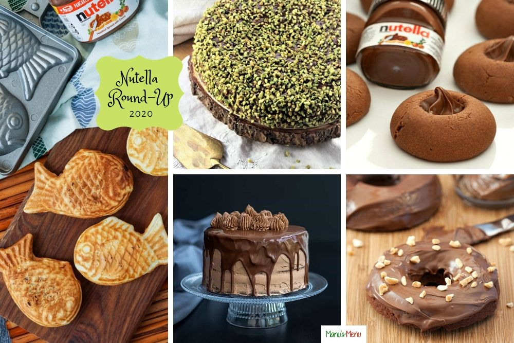 Nutella Recipe Round-up 2020