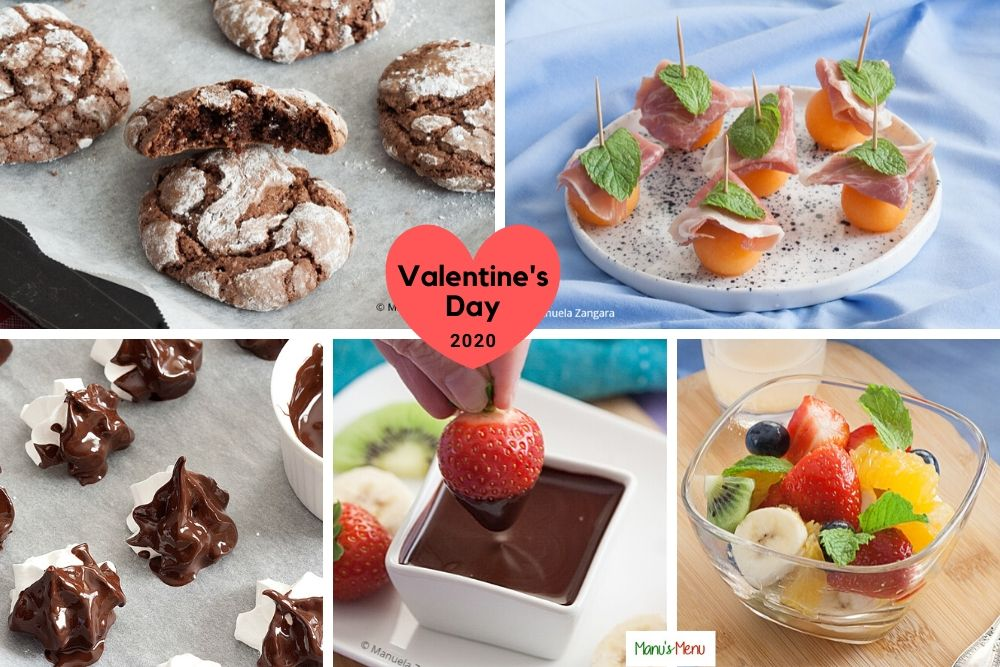 Valentine's Day Recipe Round-Up 2020