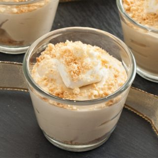 Coffee Cheesecake Shooters