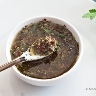 Low Fodmap Chimichurri