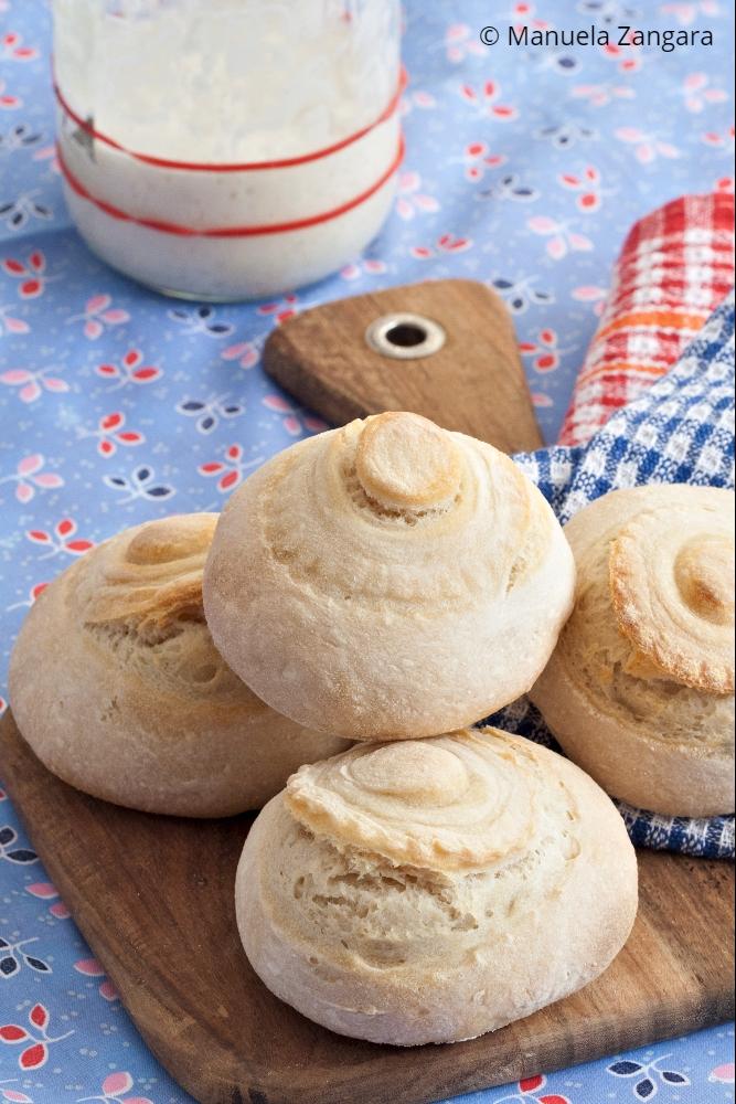 Cookie Cutter Sourdough Rolls
