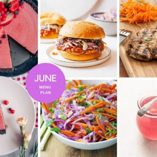 June Menu Plan