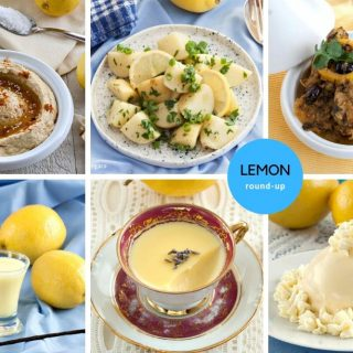 Lemon Round-Up
