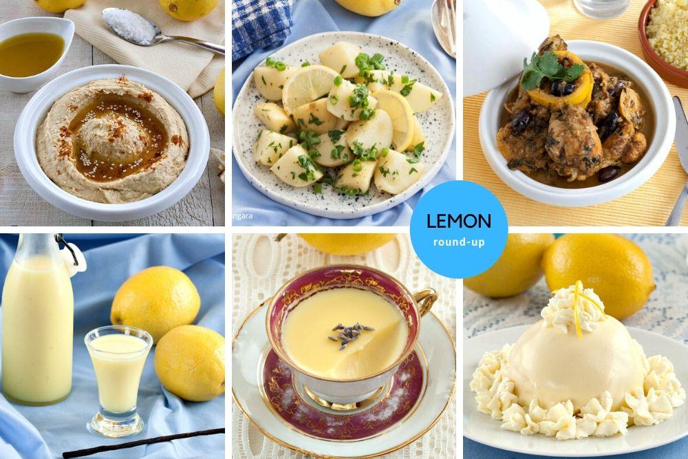 Lemon Round-Up