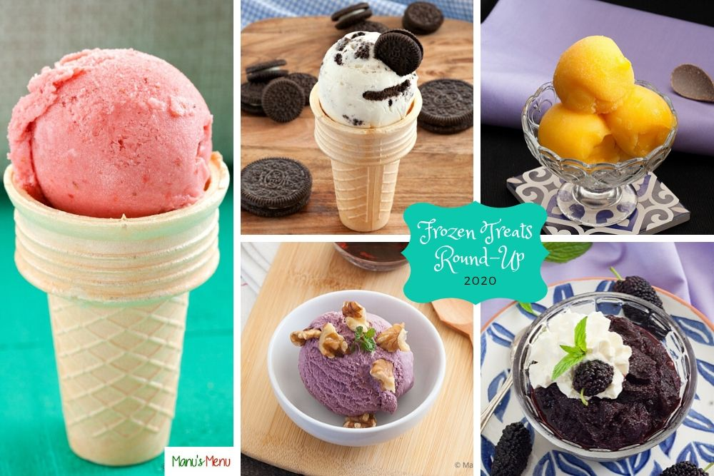 Frozen Treat Round-Up