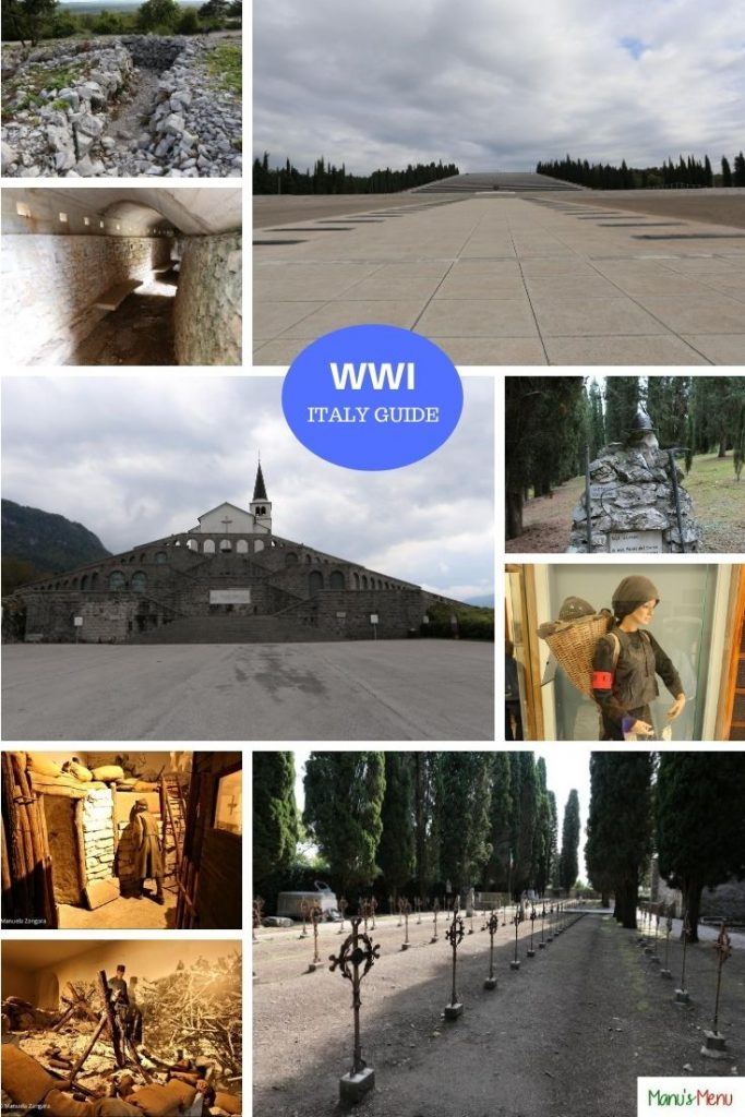 WWI - Italy Guide