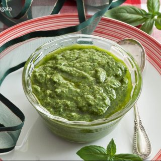 Low Fodmap Pesto