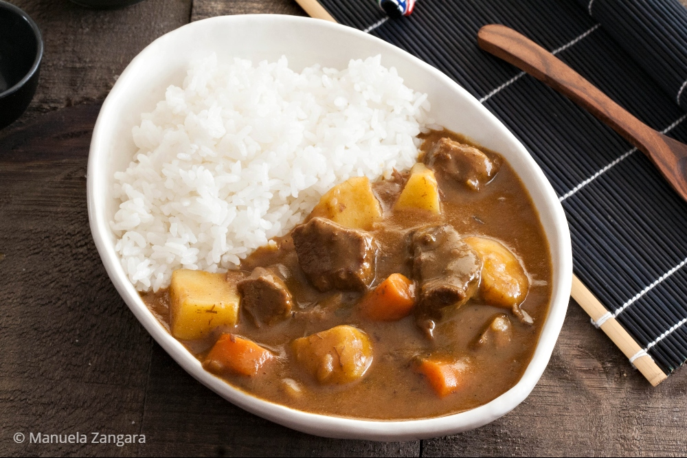 Low Fodmap Japanese Beef Curry
