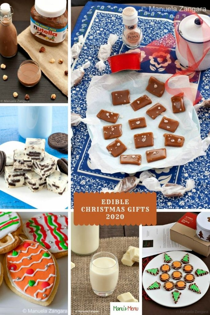 Edible Christmas Gifts 2020